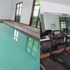 Indoor Pool & Workout Room