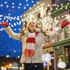 Celebrating Winter and Christmas in Medford